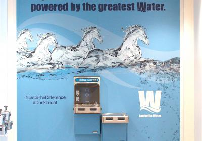 Louisville Water Company helps rebuilt convention center take sustainable approach to hydration