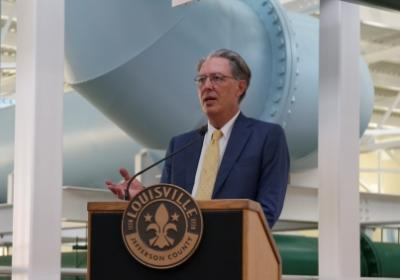 Louisville Water President and CEO Jim Brammell to retire January 1, 2016