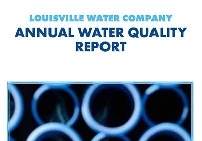 Louisville Water Customers Receive Annual Water Quality Report