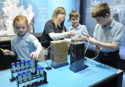 WaterWorks Museum: Connecting students to their drinking water