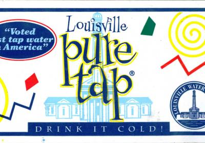 Louisville pure tap® turns 21 - we'll drink to that!