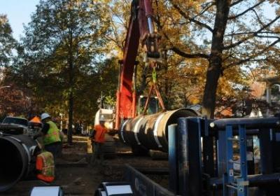 Eastern Pkwy & Barret Ave closing for weekend