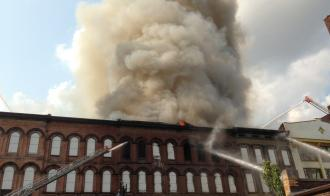Hydrant Crews Ensured Water Flowed for Whiskey Row Fire