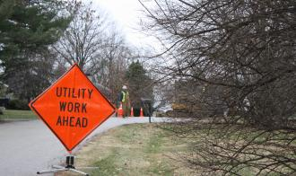 Weekend Repair of Large Louisville Water Main Results in Road Closures