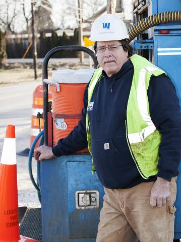 Employee profile: Crew Leader Bill Perry