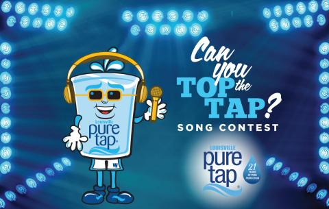 Can't Top the Tap Song Contest Rules
