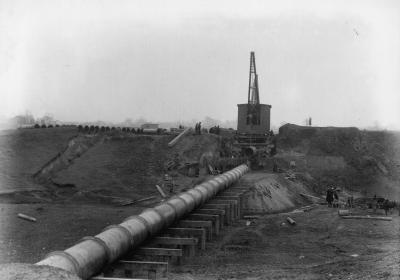 The story behind a historic water main