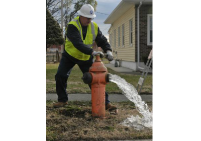 How flushing fire hydrants help maintain water quality