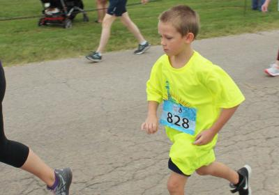 Scenes from the pure tap 5k