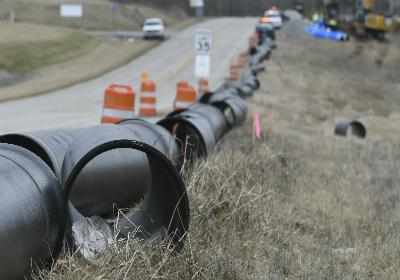 Louisville Water pipeline extends to Shelbyville