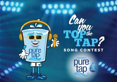 Can You Top the Tap, At Least in Song?