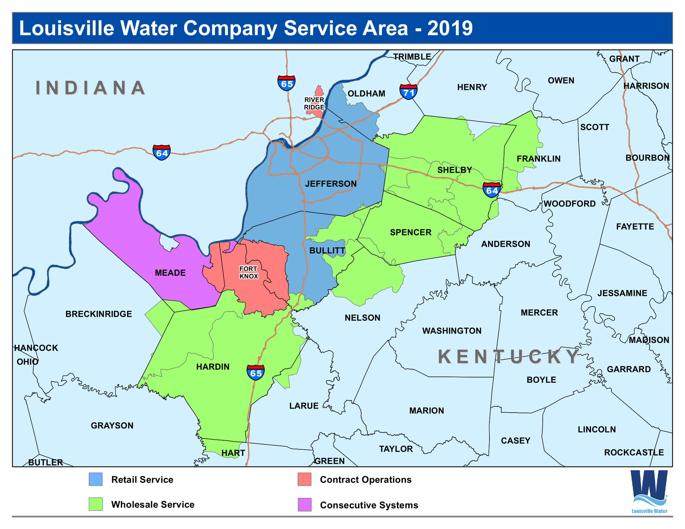 Service area for Louisville Water Company on map of ky, zip code map jefferson county ky, streets in louisville ky, zip code map ashland ky, mandy ward louisville ky, area code map ky, home louisville ky, johnson traditional middle school louisville ky, time zone map louisville ky, counties of louisville ky, underground zip line louisville ky, weather louisville ky, zip code map bowling green ky, 64 louisville ky, highway map louisville ky, zip code map fayette county ky, traffic louisville ky, topographical map louisville ky, affluent neighborhoods in louisville ky, elevation map louisville ky,